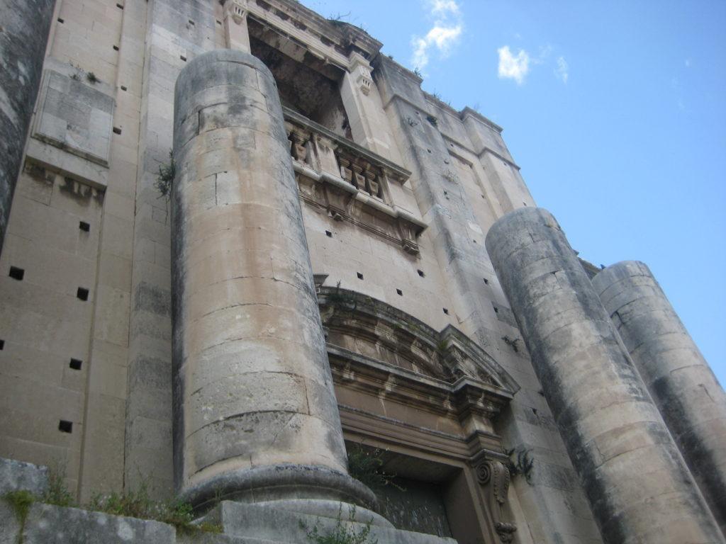 Катания. Церковь Сан-Никола-аль-Арена