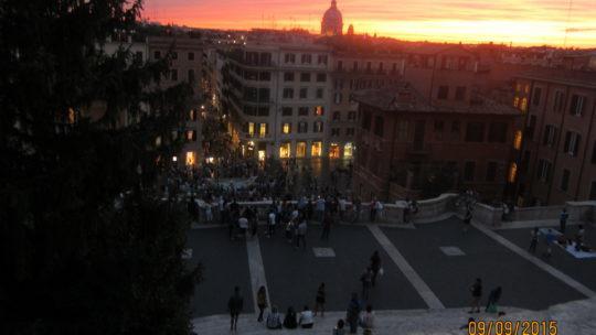 Лучшее в Риме. Часть 2. Знаменитые площади.