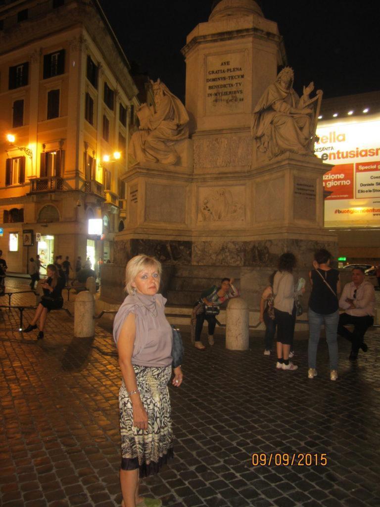 Площадь Испании. Рим