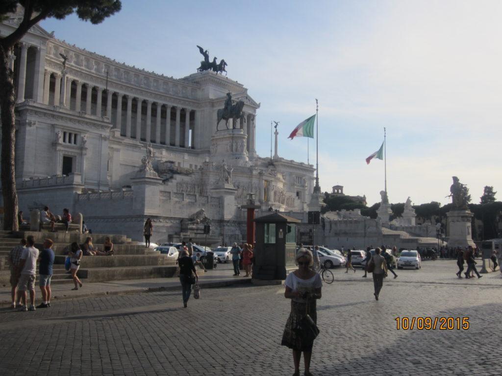 Витториано. Рим