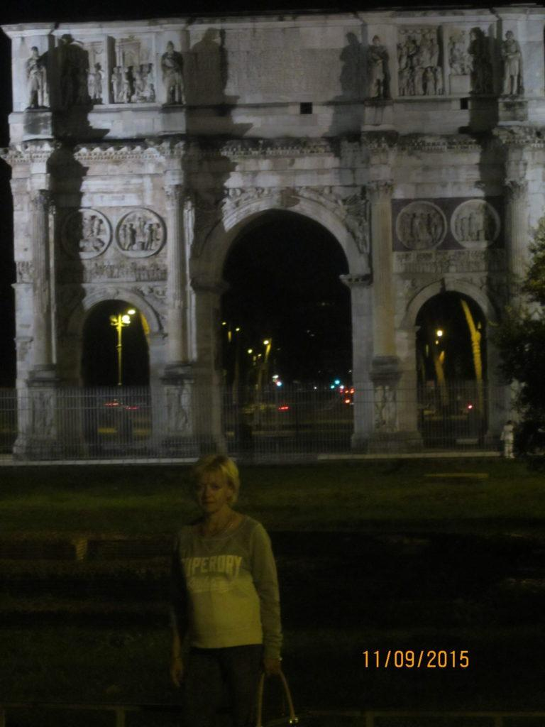 Арка императора Константина Великого