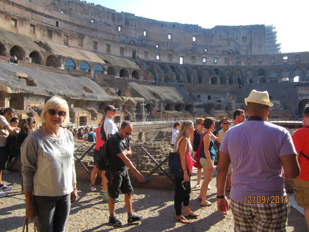 Колизей. Лучшее в Риме.