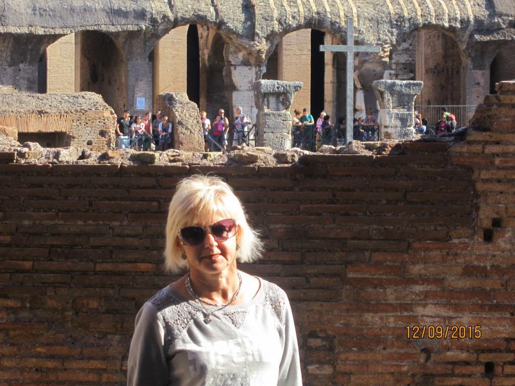 В Колизее
