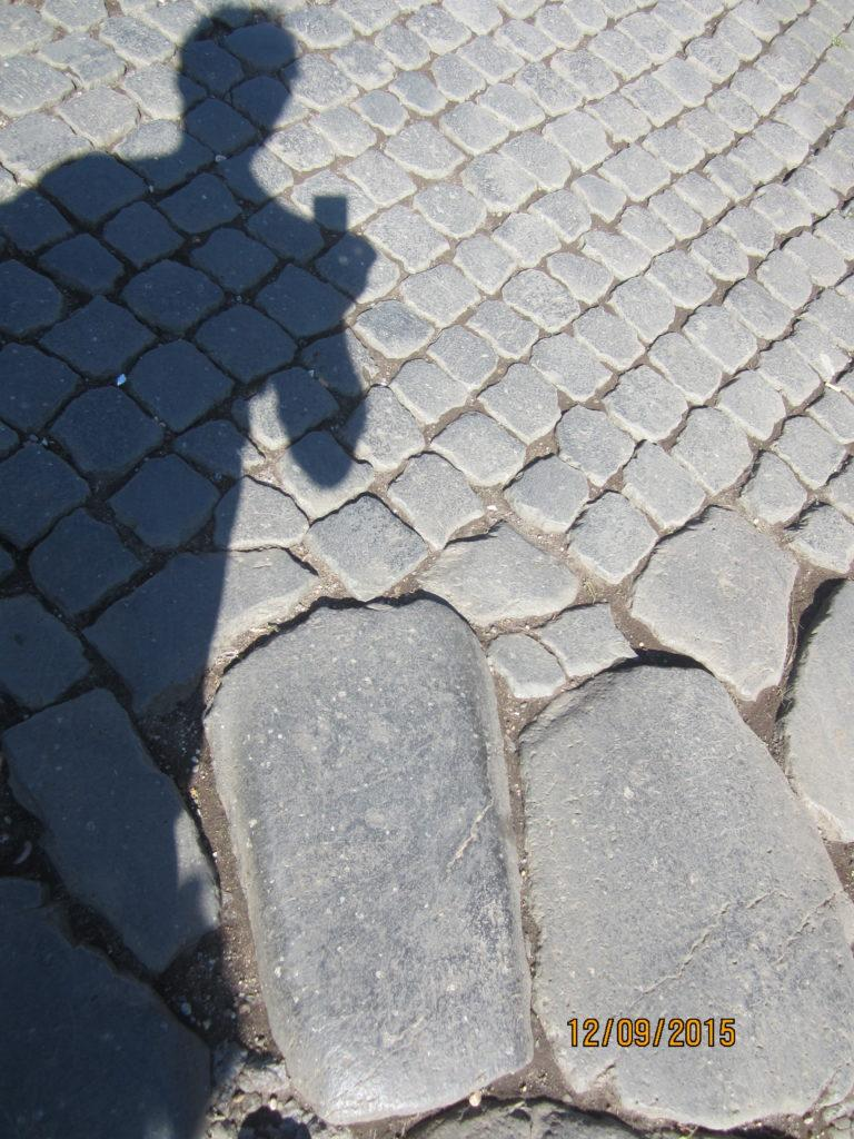 Мостовая. Римский Форум