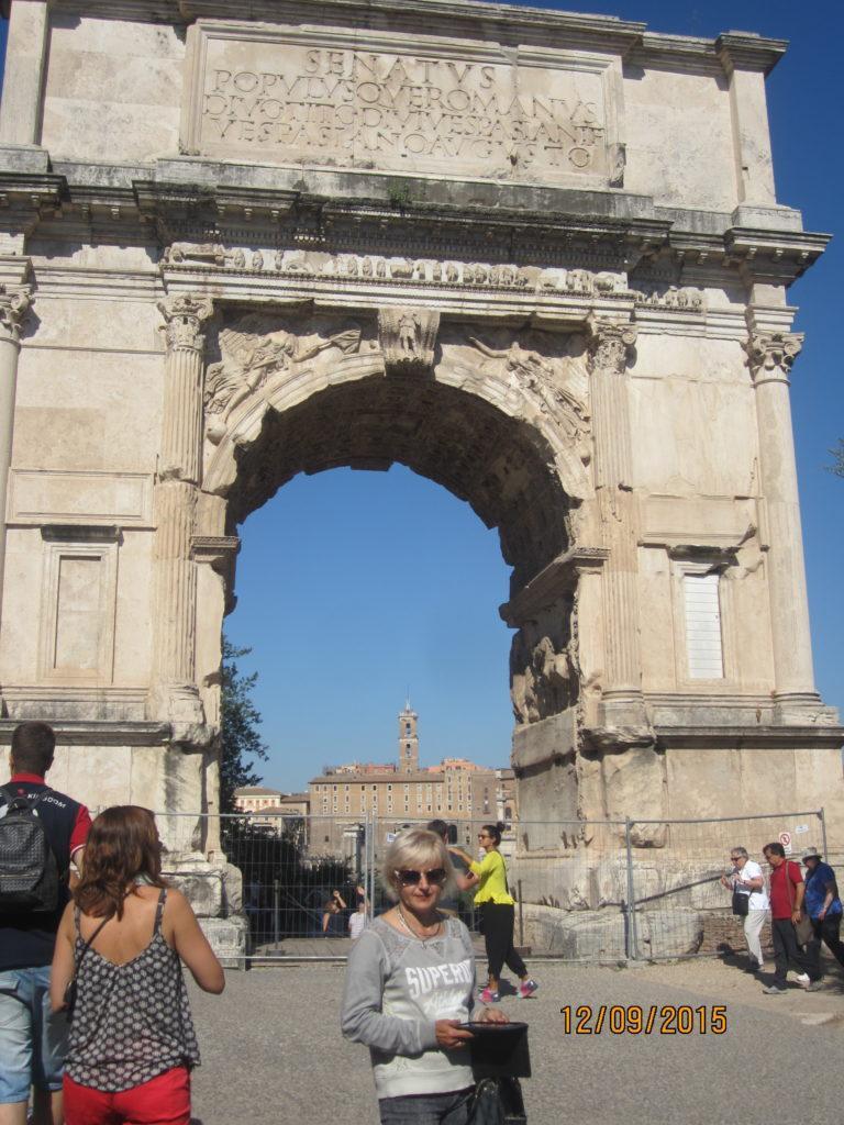 Арка императора Тита