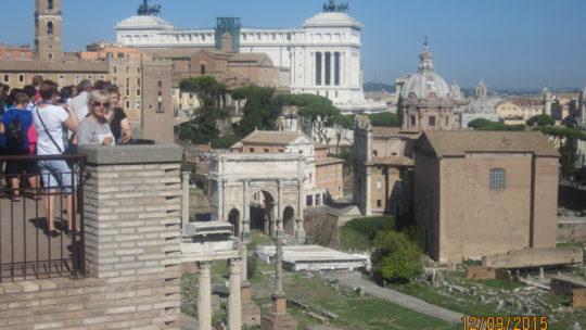 Лучшее в Риме. Италия. Часть первая.
