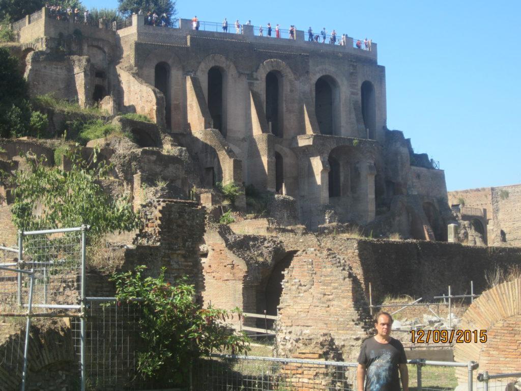 Римский Форум.