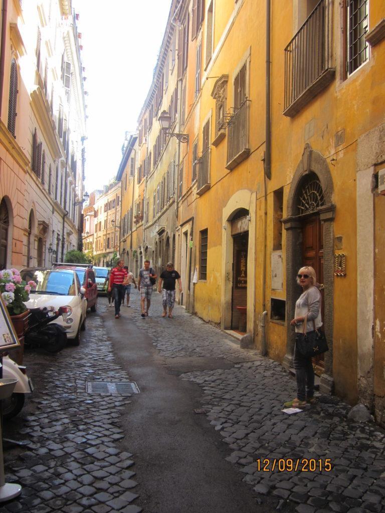 Рим, Via Madonna Dei Monti 96, Рионе Монти