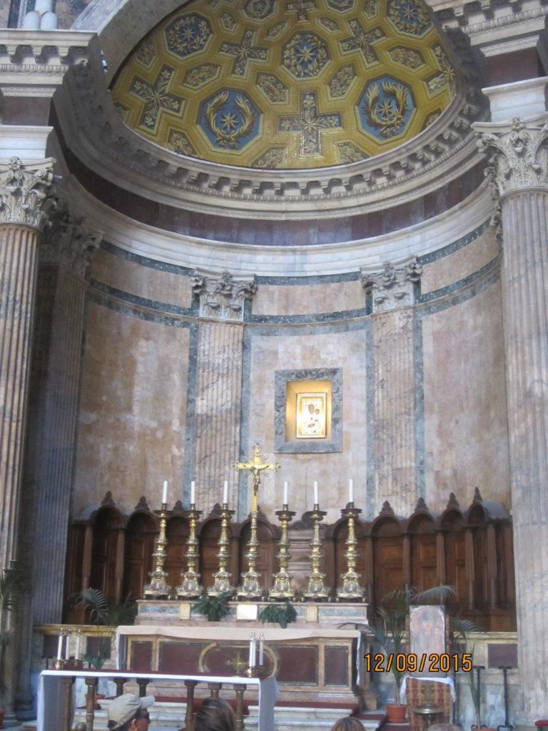 Пантеон. Рим