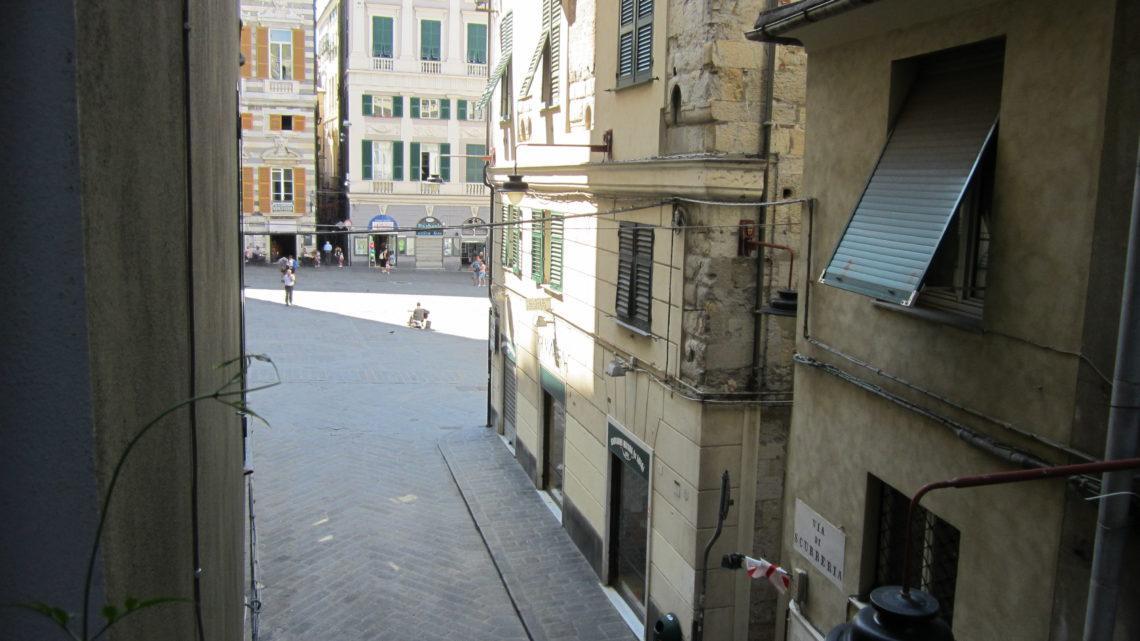 Генуя. Отзыв об апартаментах la casa accanto al Duomo.