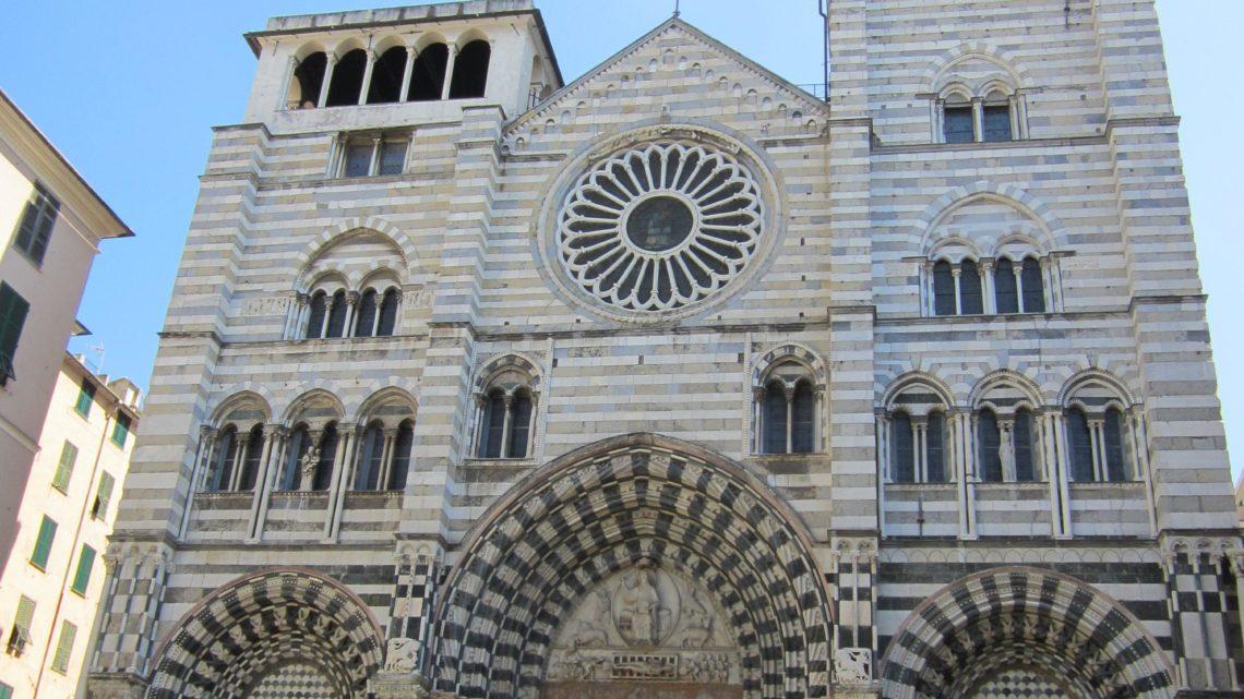 В Геную, на родину Христофора Колумба.