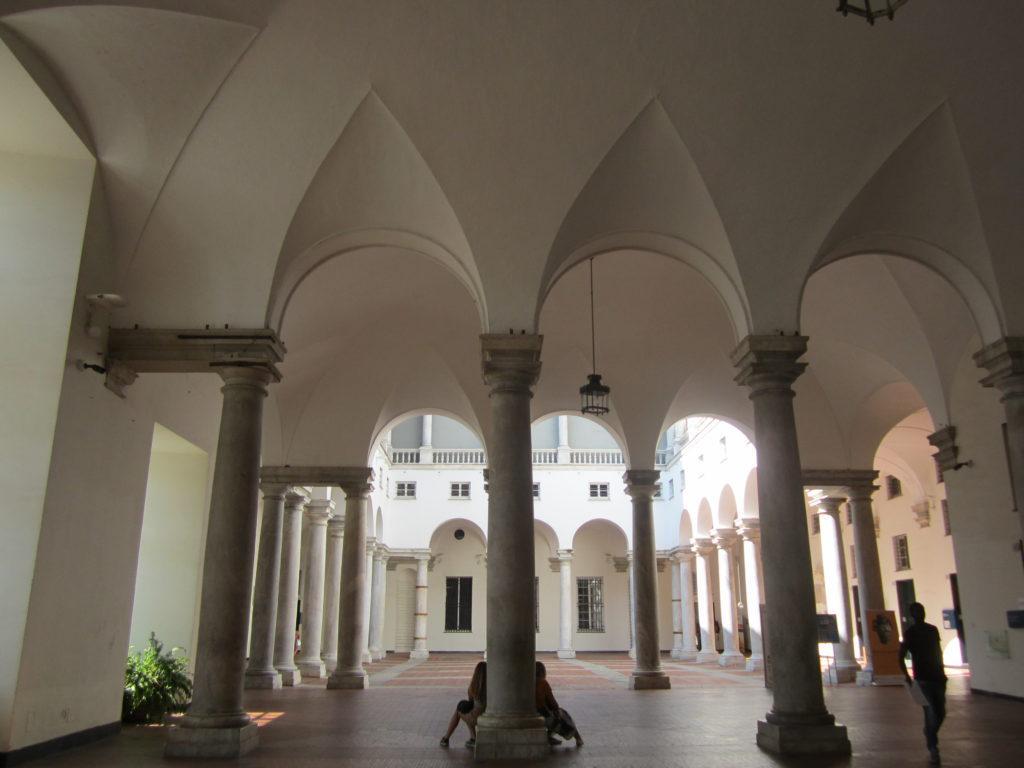 Дворец Дожей внутри