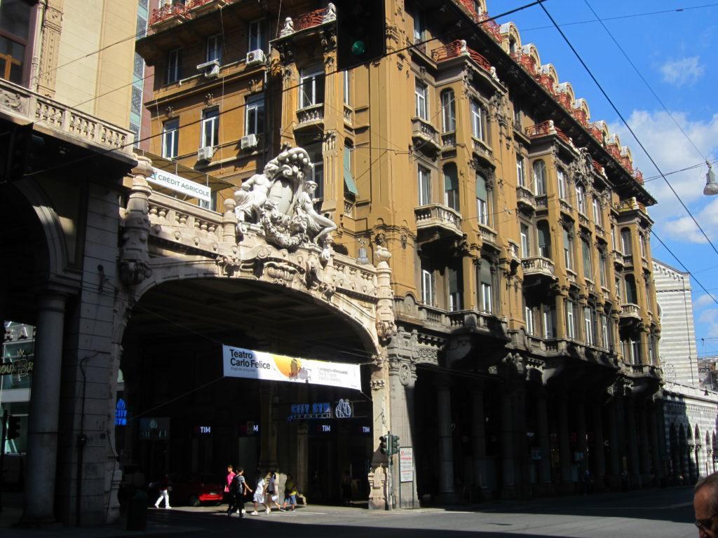 Улица XX Сентября.