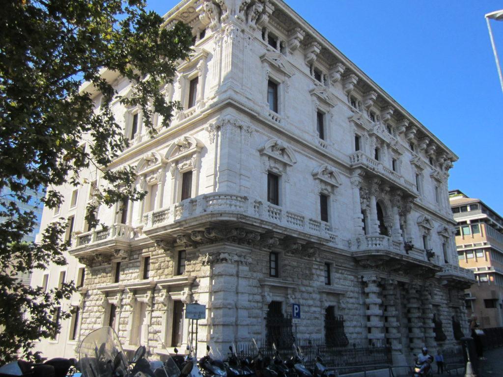 Палаццо Пасторино (Palazzo Pastorino).