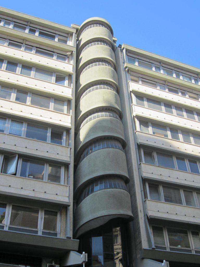 Генуя. Просто здание.