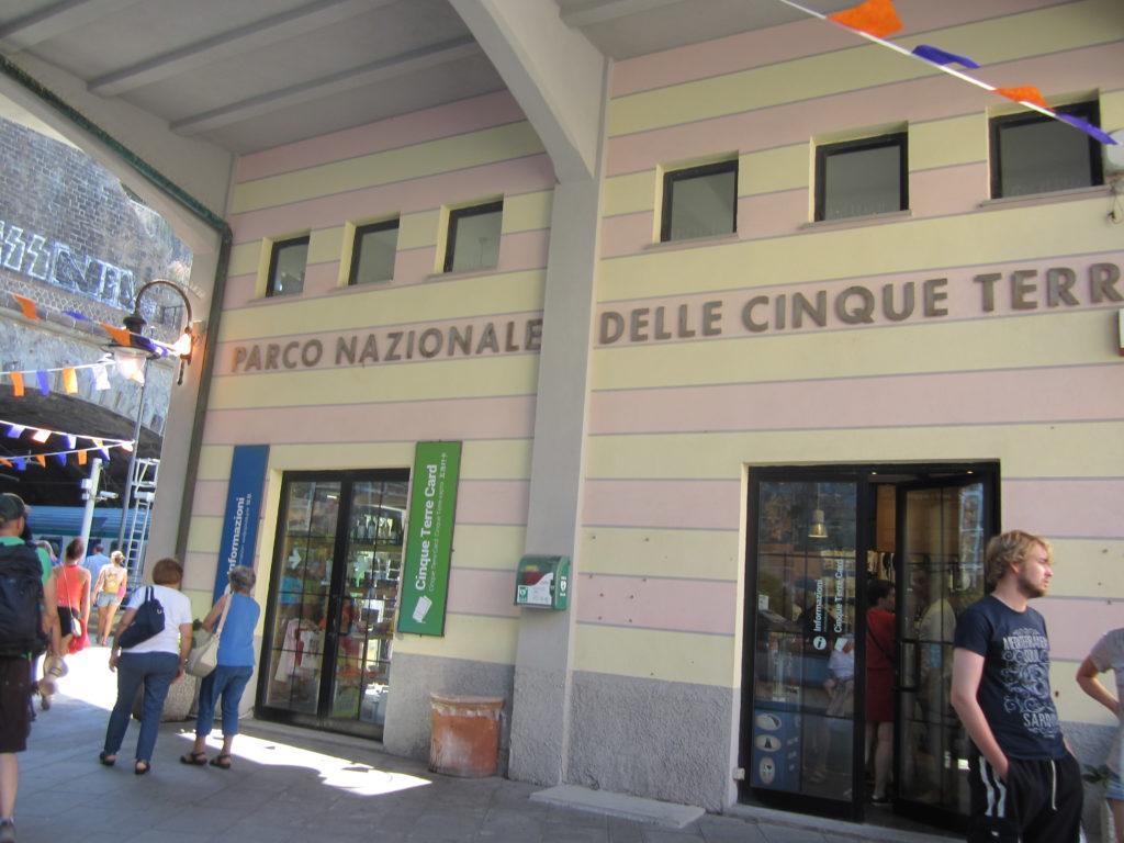 Национальный Парк Чинкве Терре. Италия