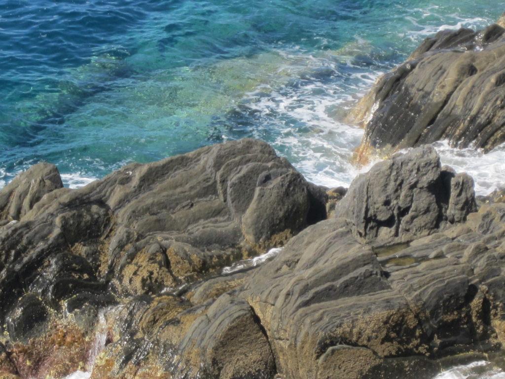 Риомаджоре. Лигурийское море