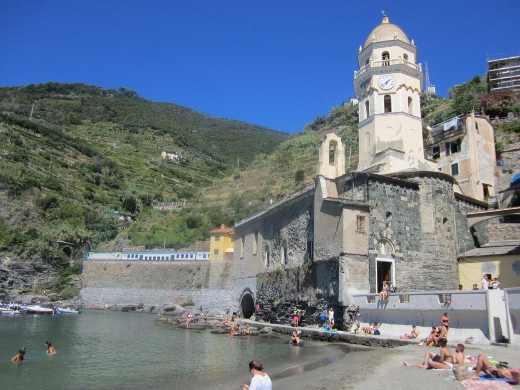 Вернацца, церковь Св. Маргариты Антиохской