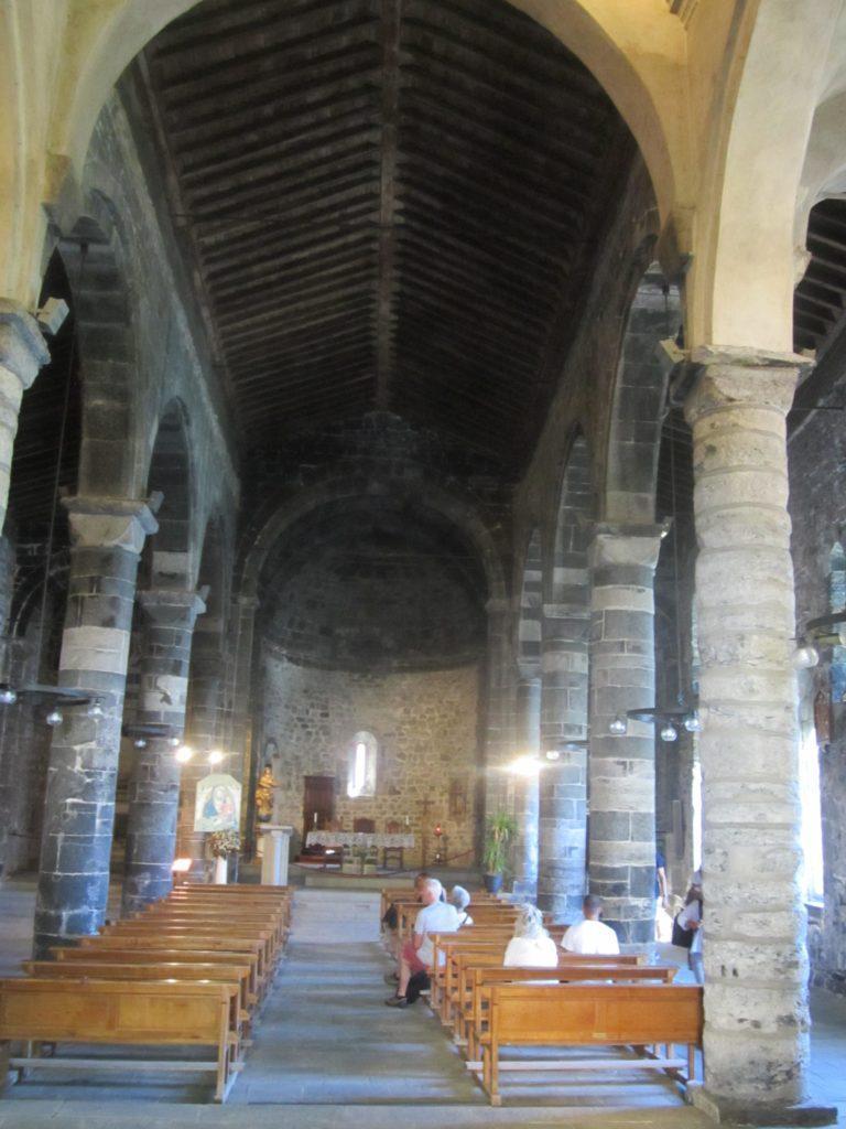 В церкви Св. Маргариты Антиохской