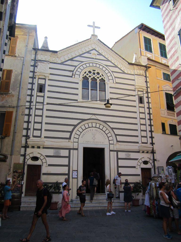 Монтероссо. Оratorio Della Confraternita Mortis Et Orationis