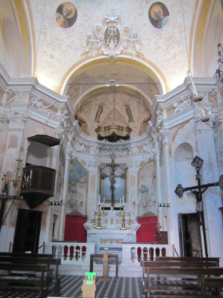 Монтероссо. oratorio Della Confraternita Mortis Et Orationis