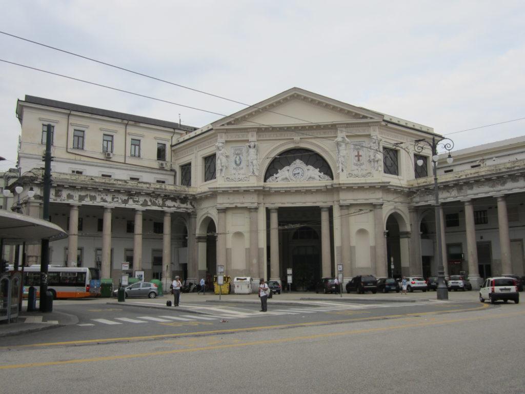 Железнодорожный вокзал Genova Piazza Principe