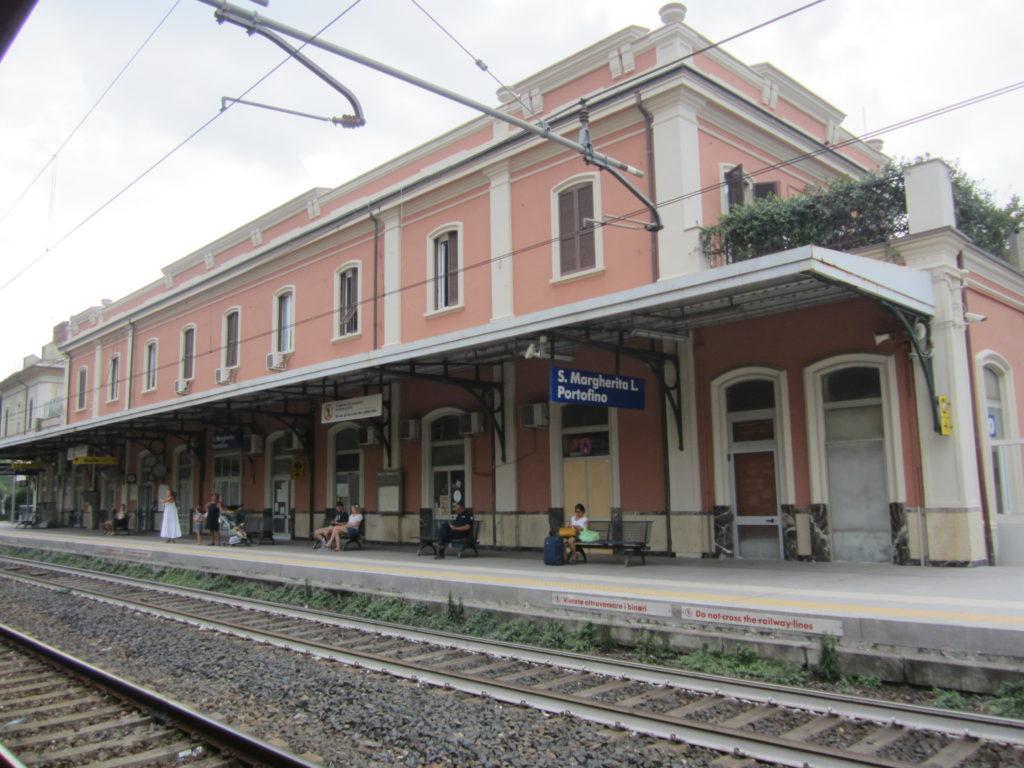 Станция Санта Маргарита Лигуре