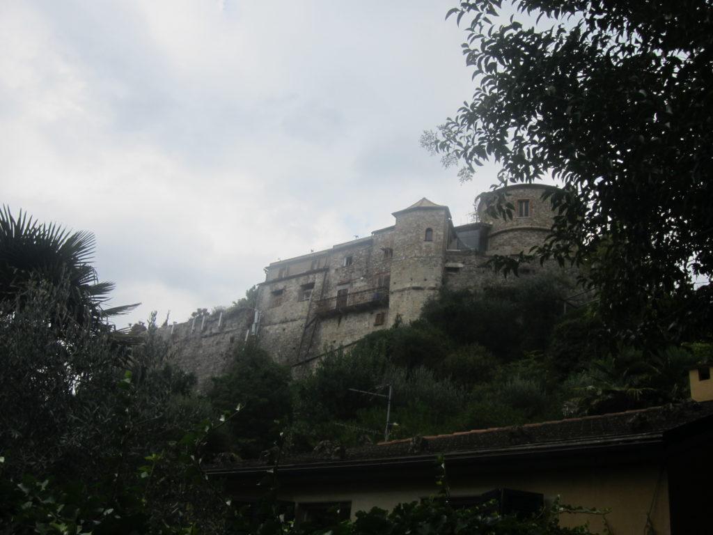 Портофино. Замок Браун XV века