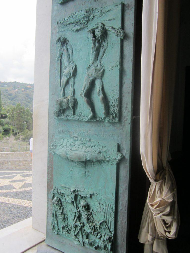 Портофино. В Собор Святого Георгия