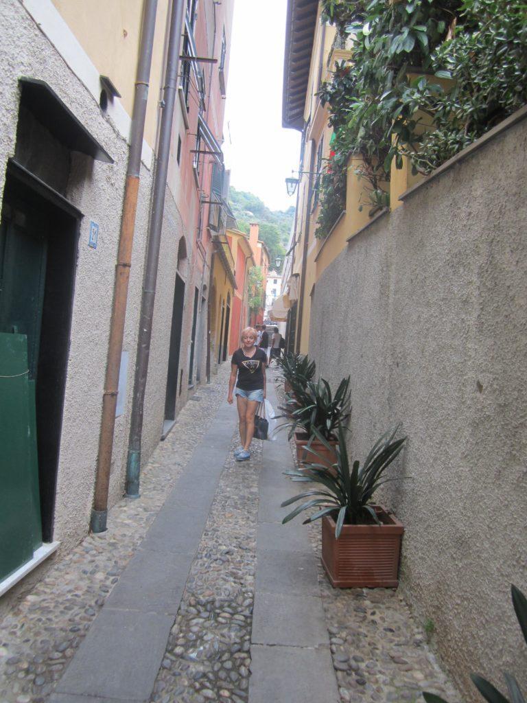 По улицам Портофино