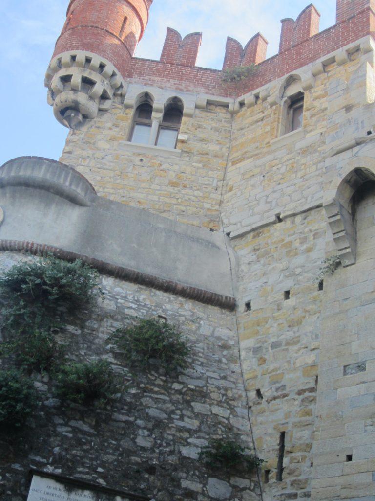 Генуя. В Castello D'Albertis.