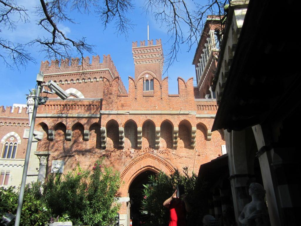 Castello D'Albertis. Генуя