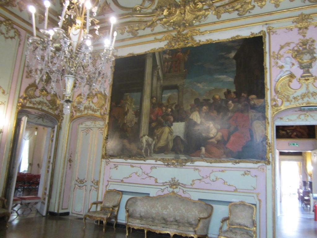 В Королевском дворце (Palazzo Reale)