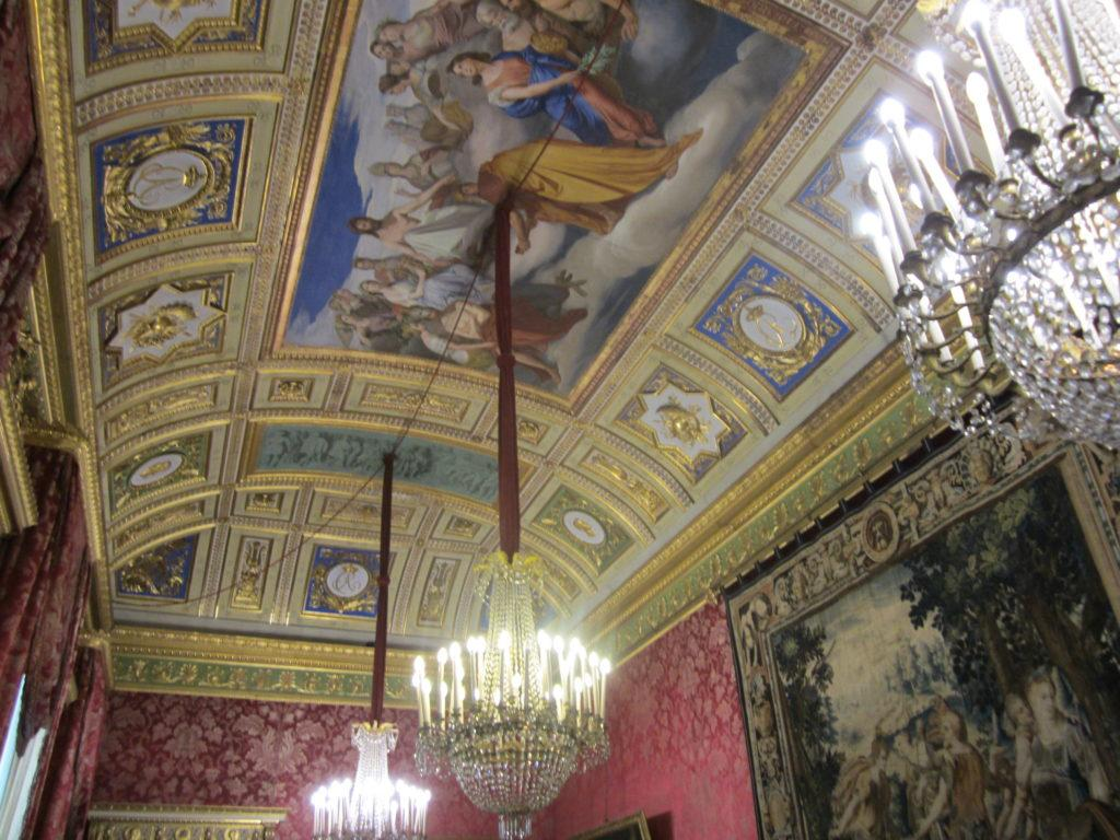 Генуя. В Palazzo Reale.