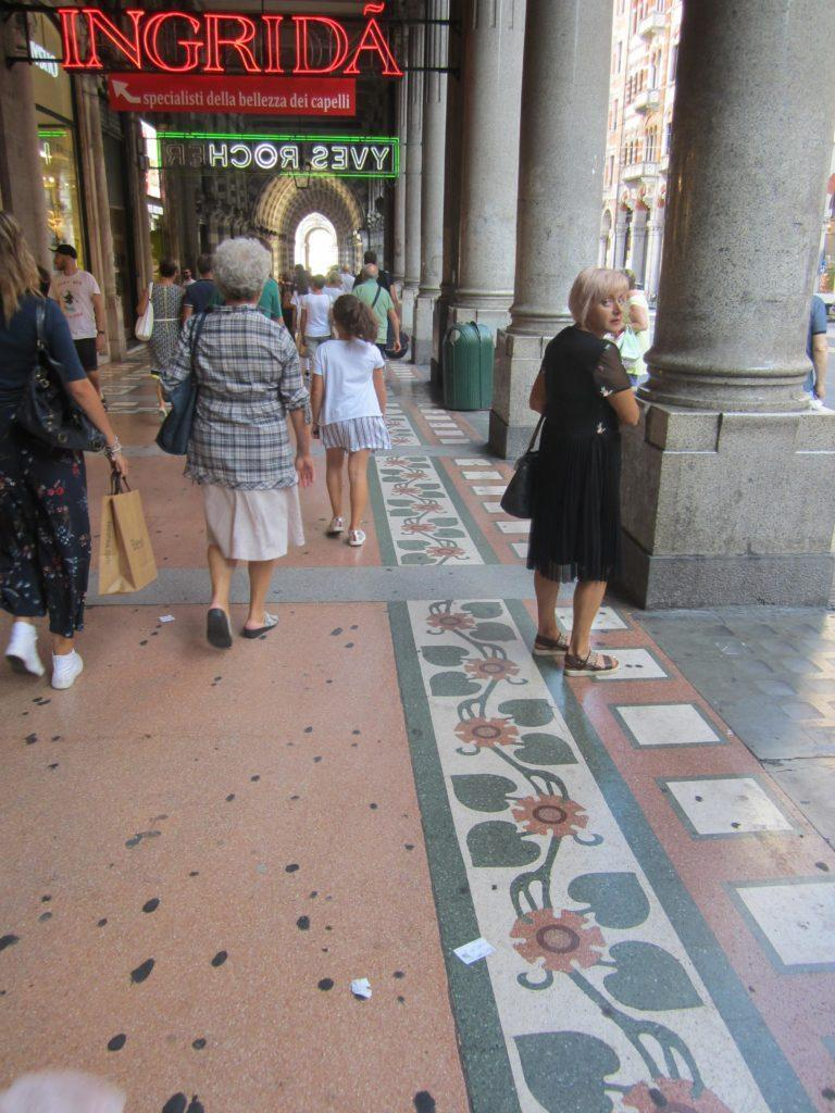 Улица XX Сентября. Генуя