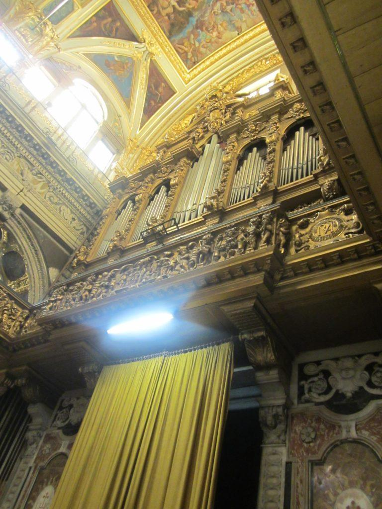 Генуя. Basilica della Santissima Annunziata del Vastato