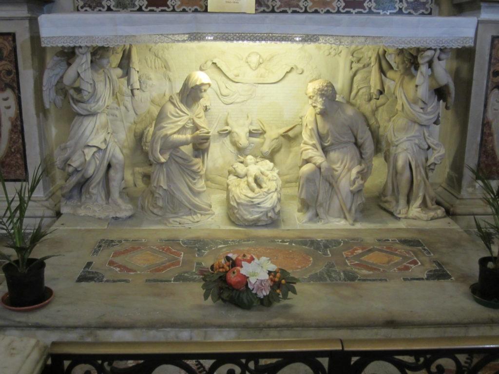 Genoa. Chiesa del Gesù e dei Santi Ambrogio e Andrea