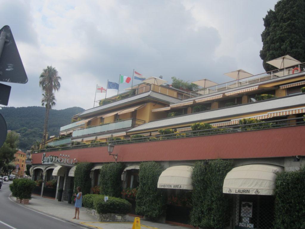 Набережная в Санта Маргарита Лигуре.