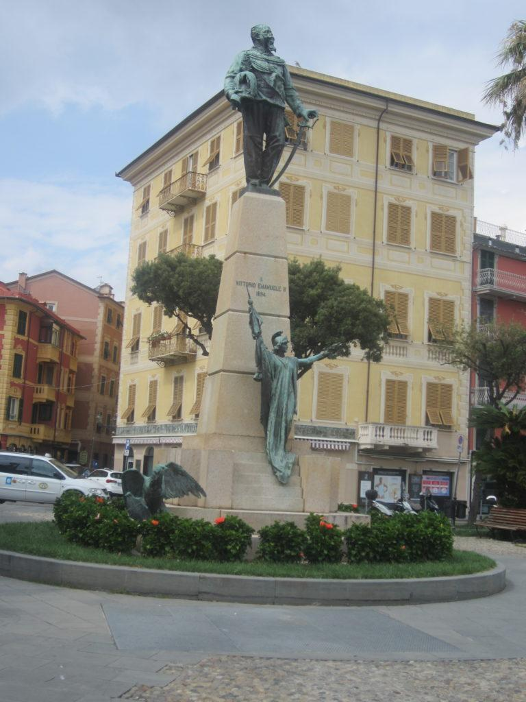 Santa Margherita Ligure. Piazza Martiri della Liberta