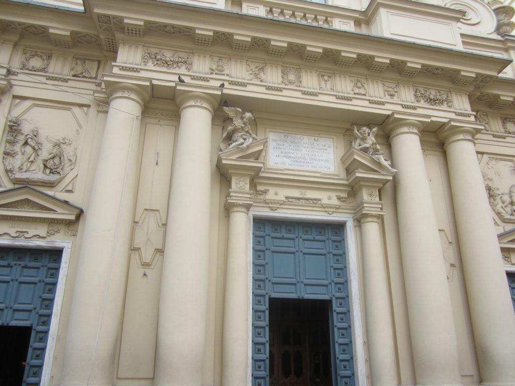 Chiesa di Santa Margherita d'Antiochia. S.Margherita Ligure