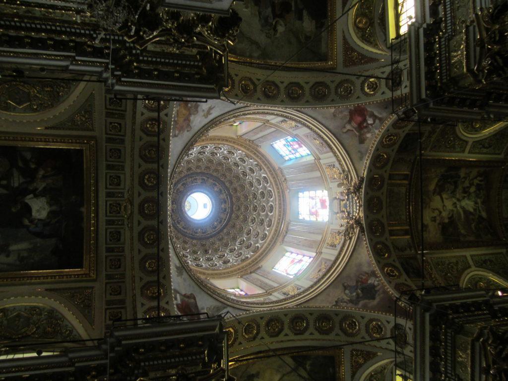 В Chiesa di Santa Margherita d'Antiochia.