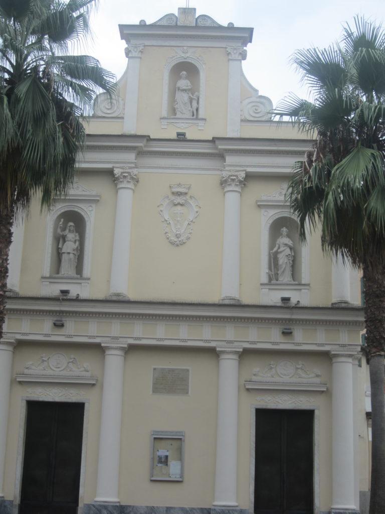 В Санта Маргерита Лигуре. Oratorio della Madonna del Suffragio