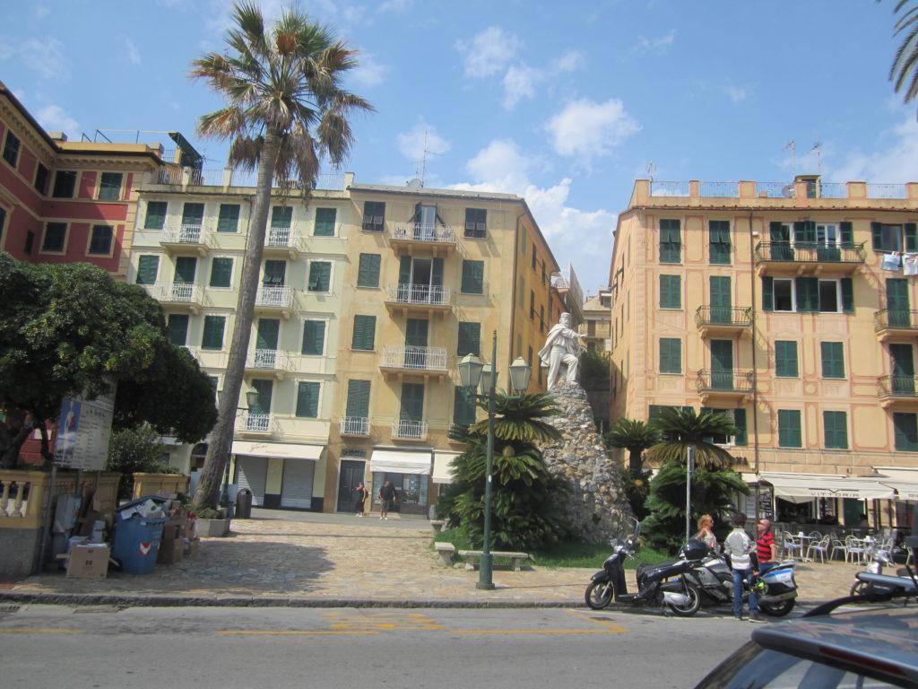 Италия. Санта-Маргарита-Лигуре (Santa Margherita Ligure)