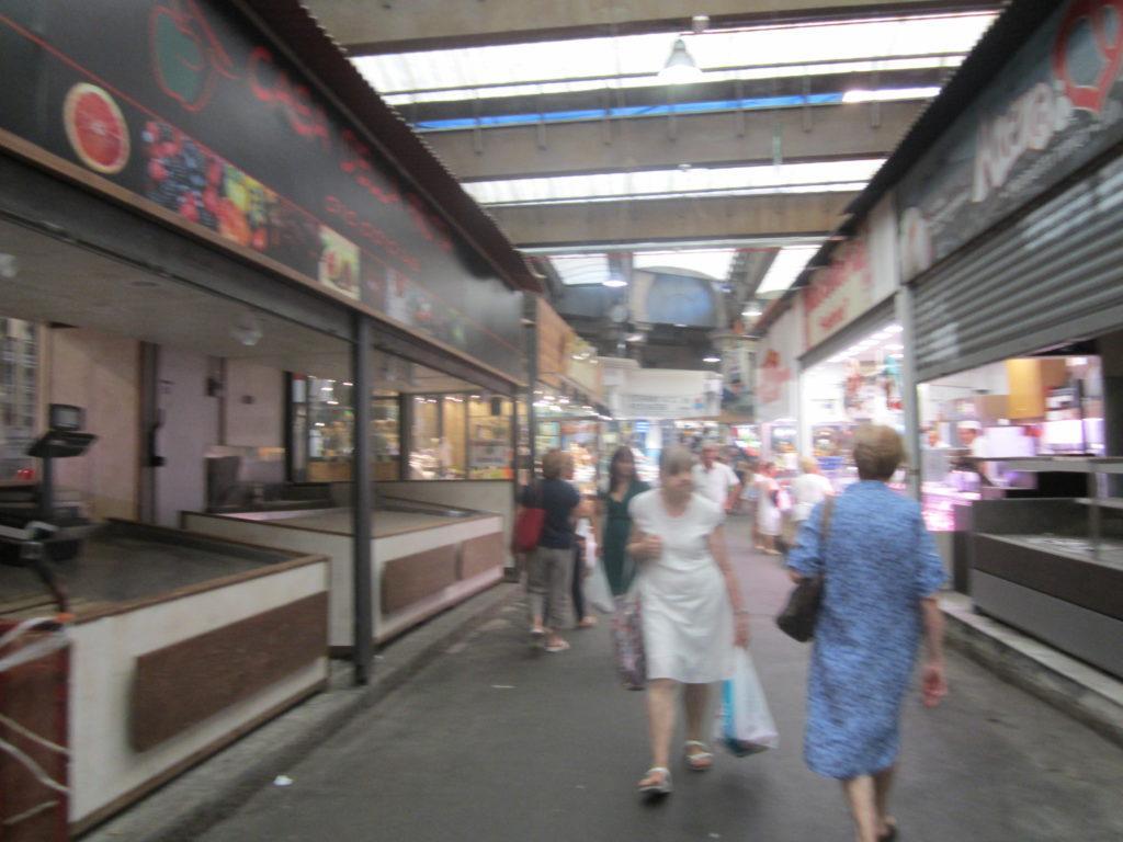 Генуя. Рынок Ориентале.