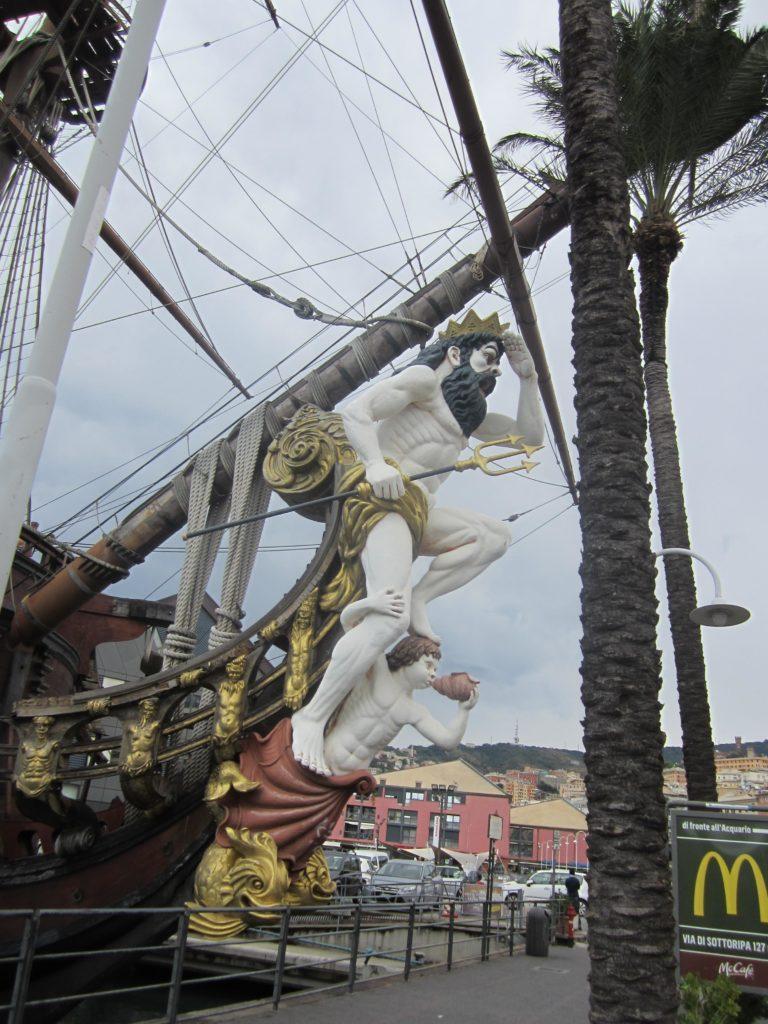 Генуя. Genoa. Старый порт