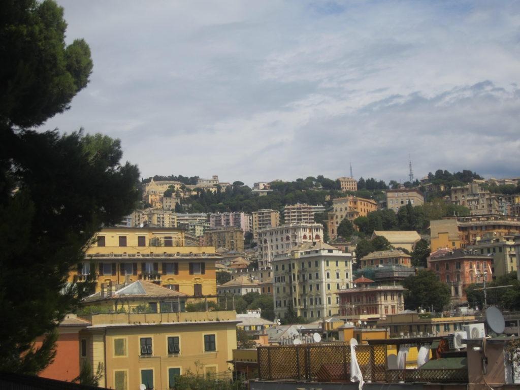 Генуя. Италия.