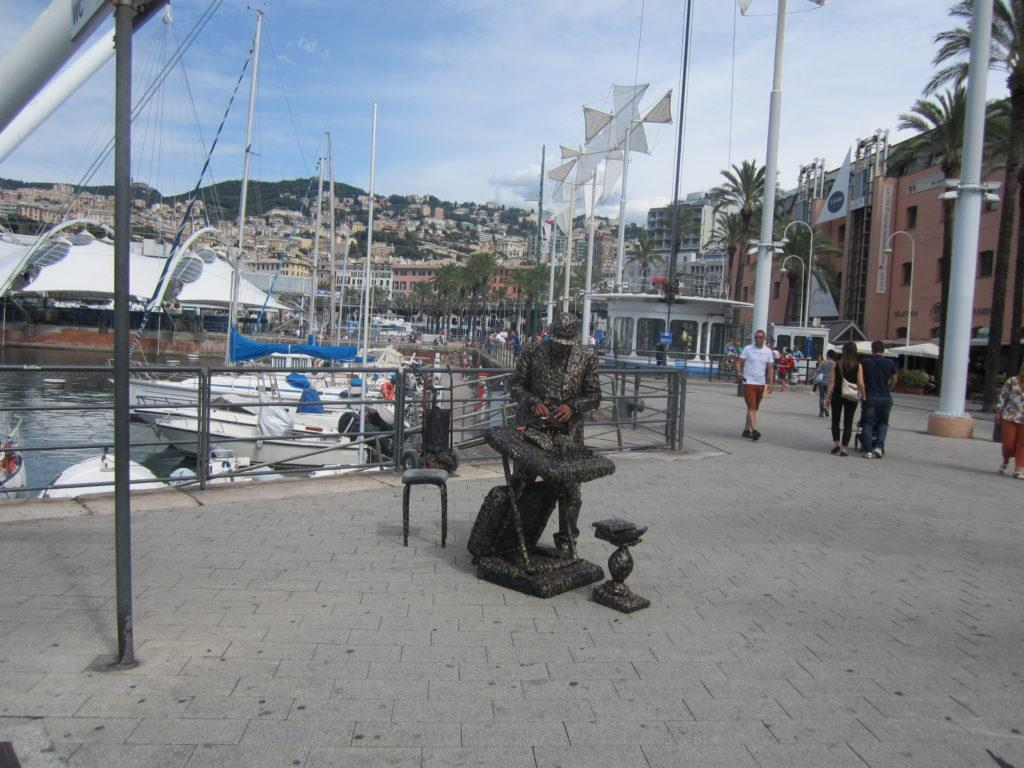 Генуя. Старый порт.