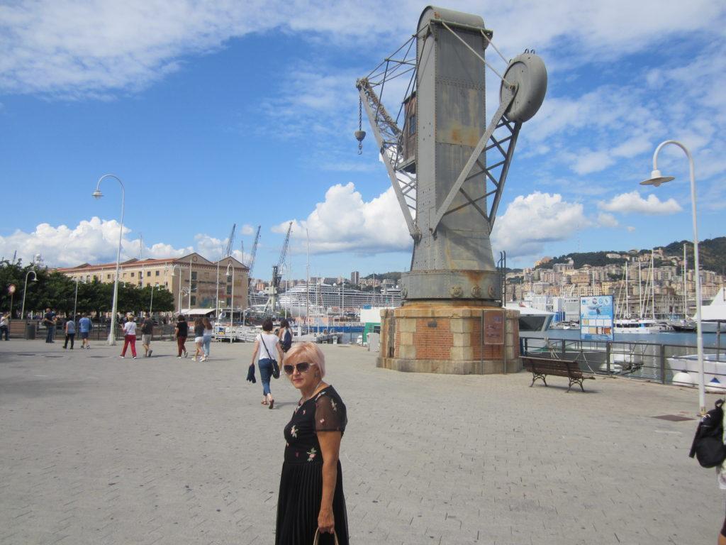 Генуя. Старый порт