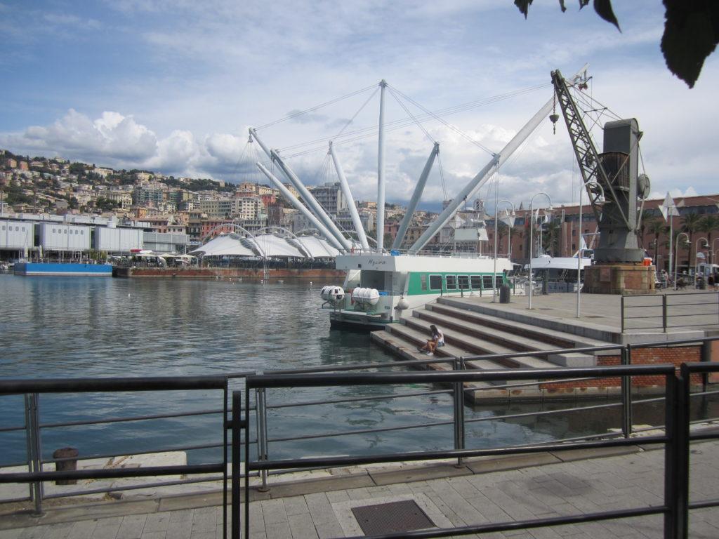 Старый порт. Генуя.