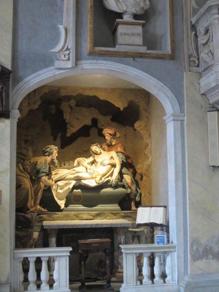 Церковь Сан Маттео (Abbazia di San Matteo)
